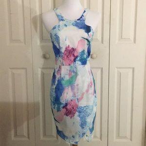Dresses & Skirts - multicolor halter top dress